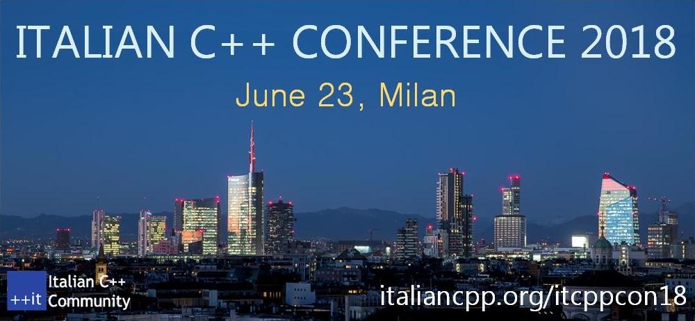 Italian C++ Conference 2018