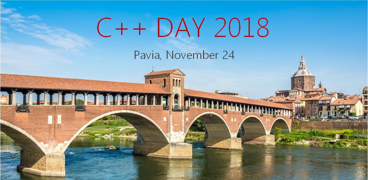 C++ Day 2018